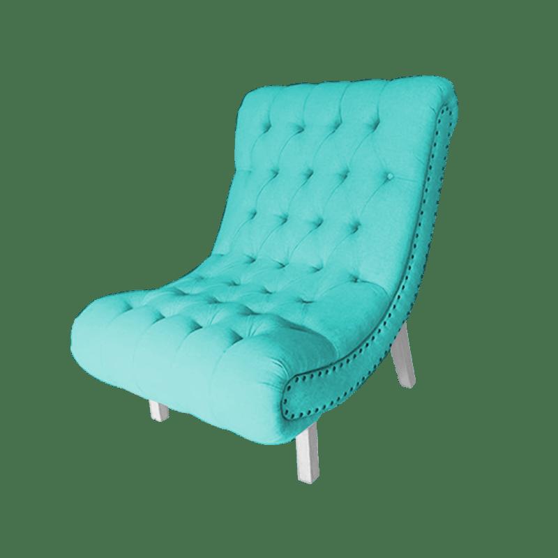 Pin inicio salas sillones sofa vintage gardenia on pinterest - Sillones vintage retro ...