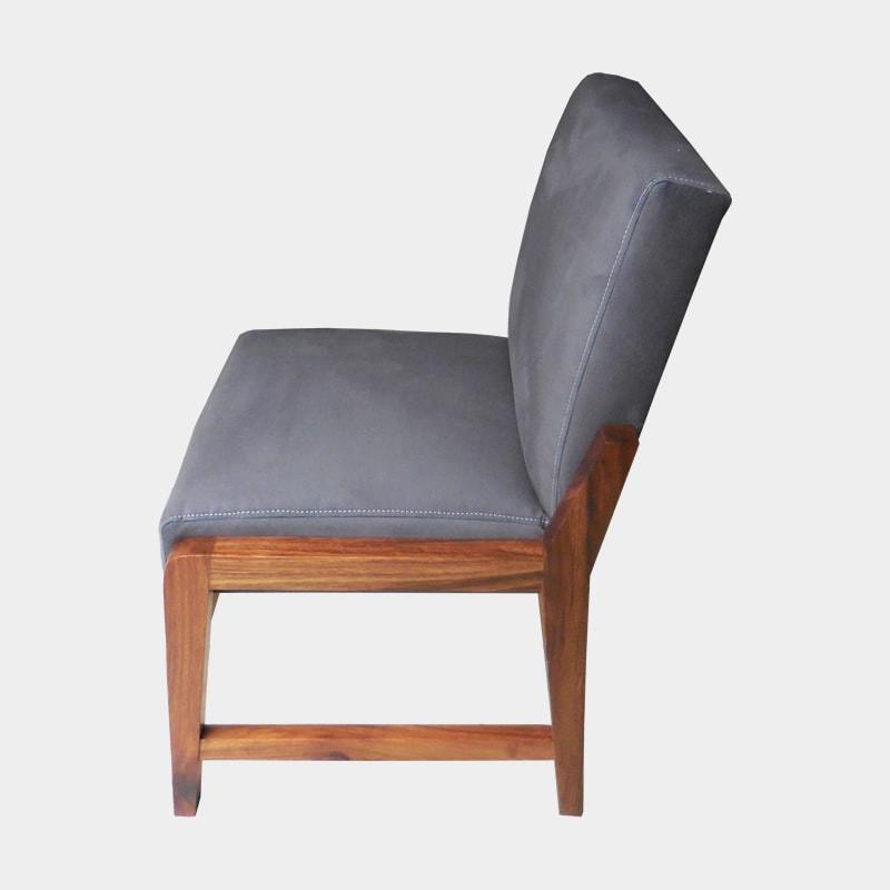 Silla contempor nea de madera para comedor max makali hogar m xico df for Comedor 4 sillas madera