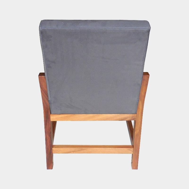 Silla contempor nea de madera para comedor max makali for Comedor 4 sillas lider