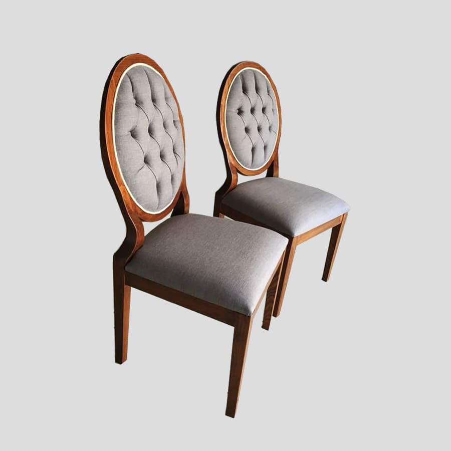 Sillas para comedor de madera interesting sillas madera for Modelos de sillas de madera de comedor