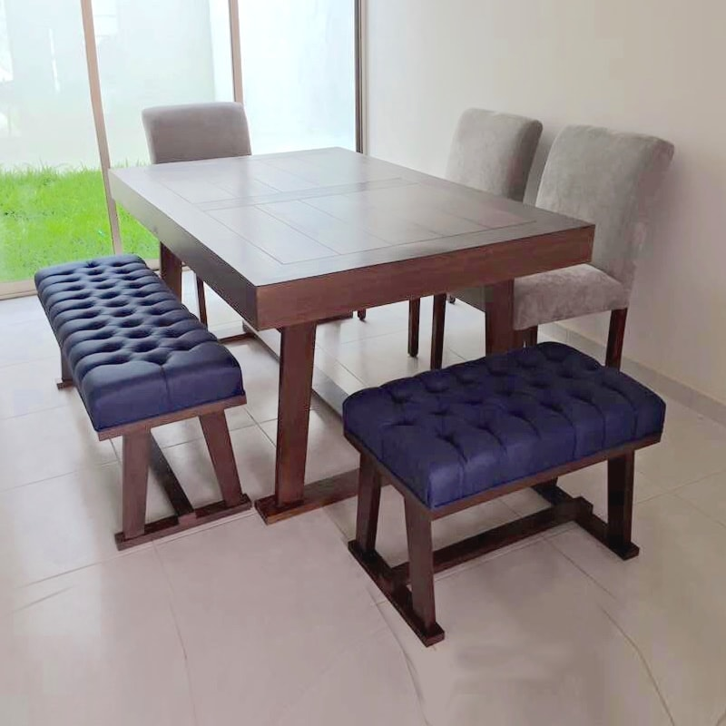 Comedores de madera baratos melissa u doug clsico madera for Muebles de comedor modernos y baratos